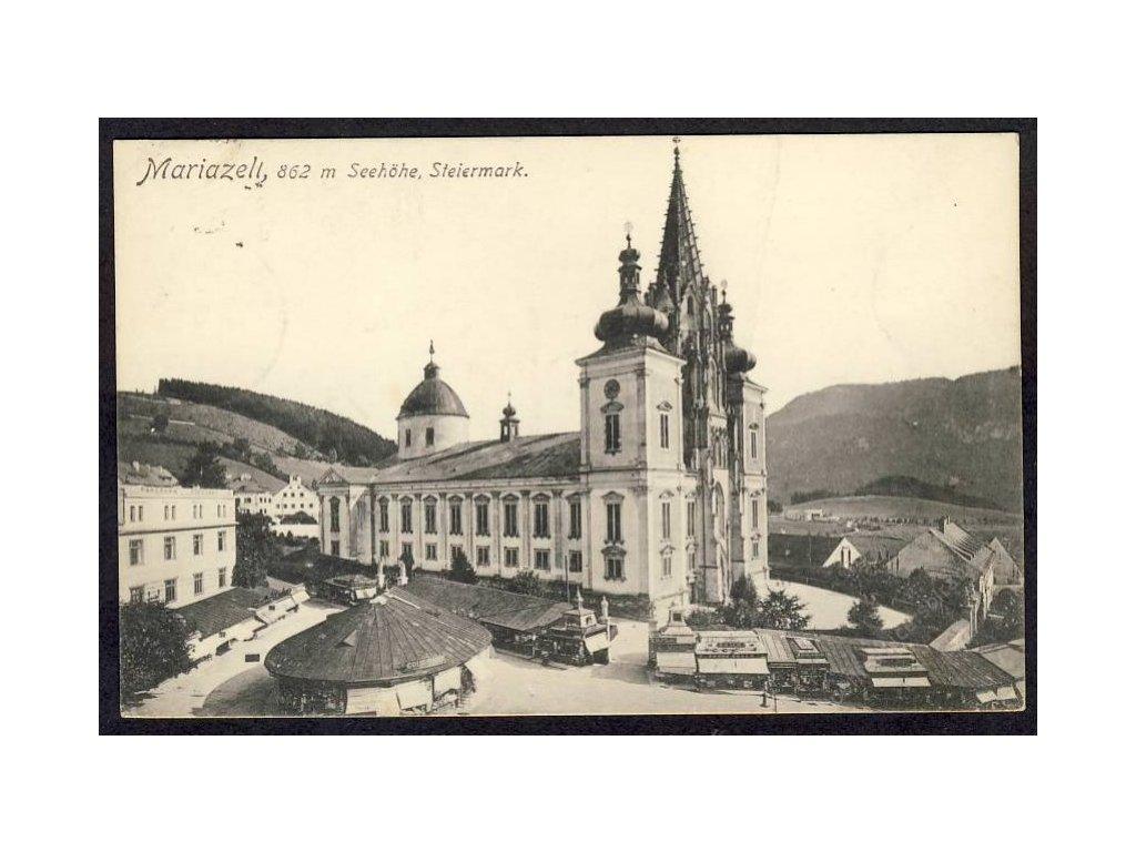 Österreich, Mariazell, Steiermark, cca 1930