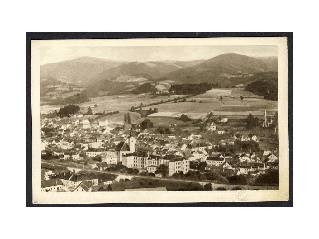 Österreich, Mürzzuschlag, Total, cca 1914