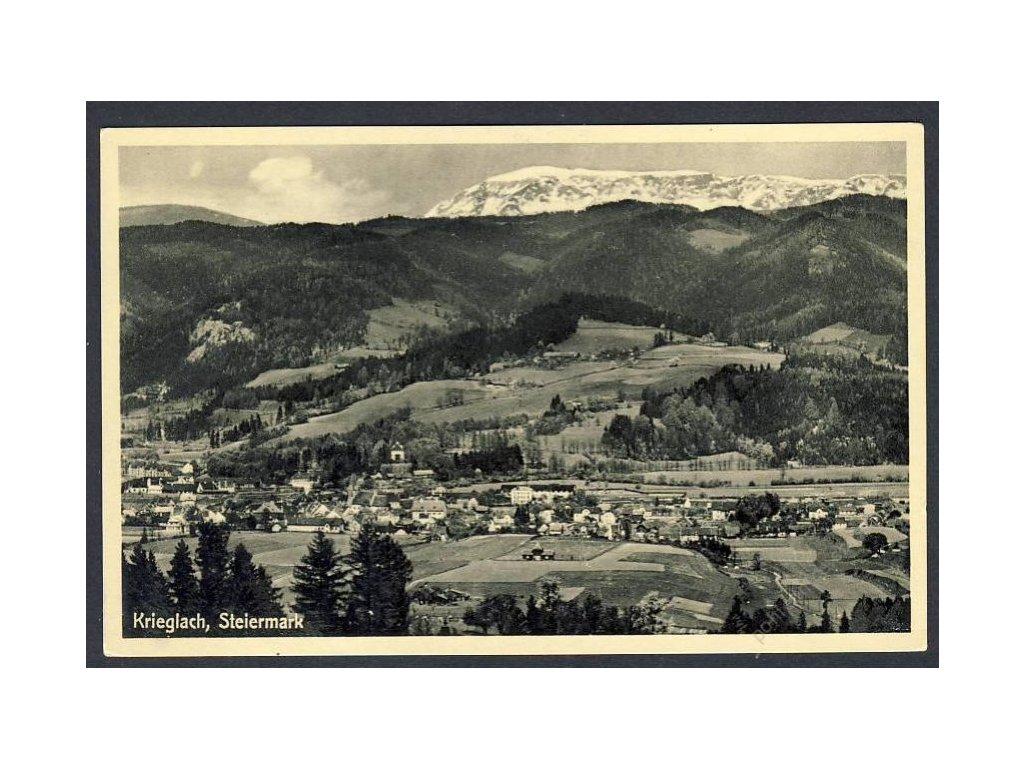 Österreich, Krieglach, Steiermark, cca 1915