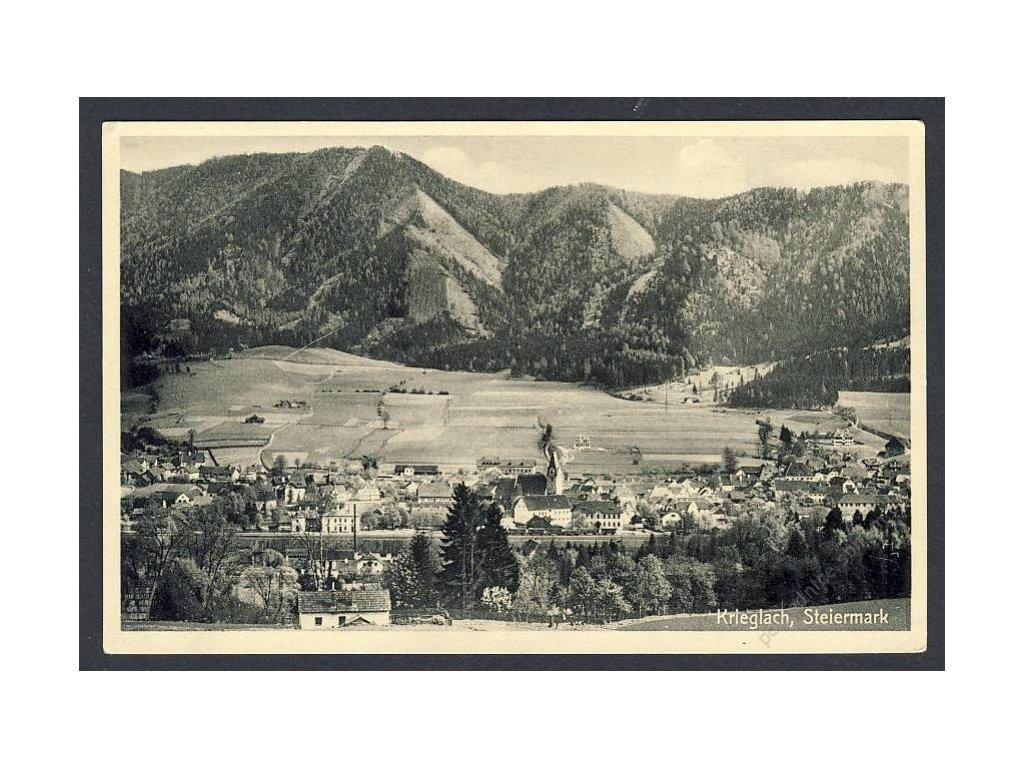 Österreich, Krieglach, Steiermark, cca 1930