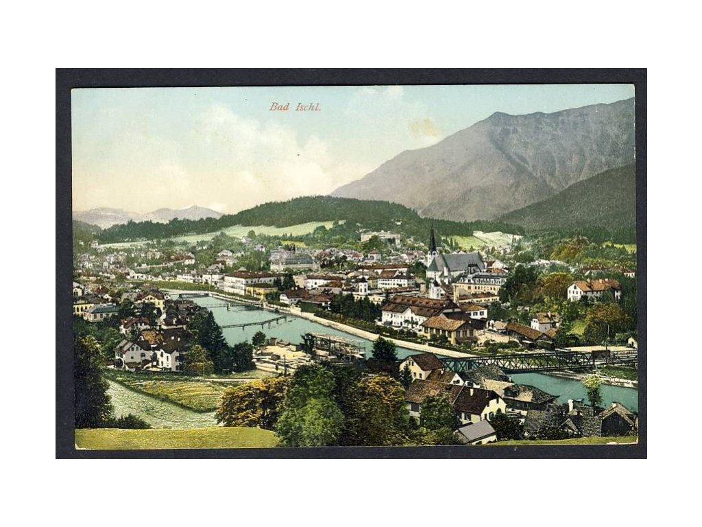 Österreich, Bad Ischl, cca 1908