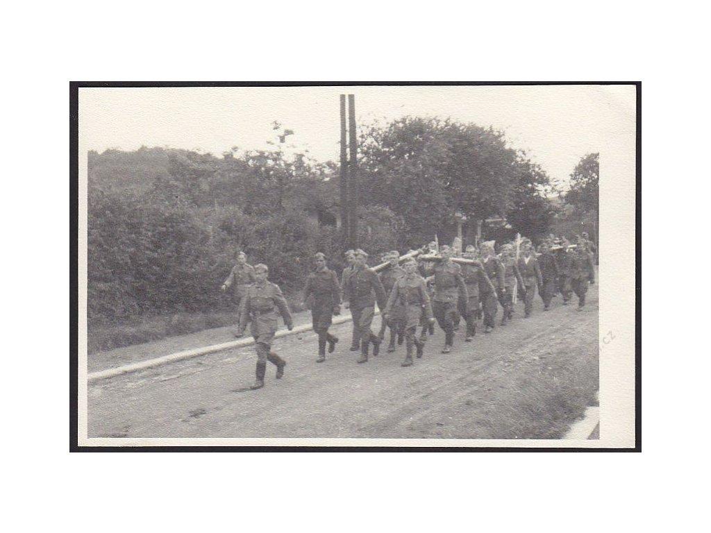 Vojenská jednotka, cca 1935