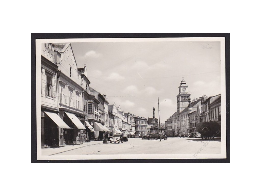 24 - Jindřichohradecko, Třeboň (Wittingau), grafo Čuda, cca 1935