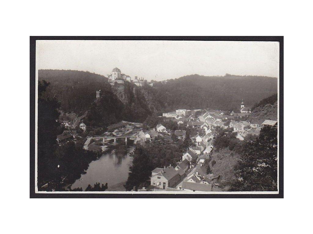 74 - Znojemsko, Vranov, cca 1930