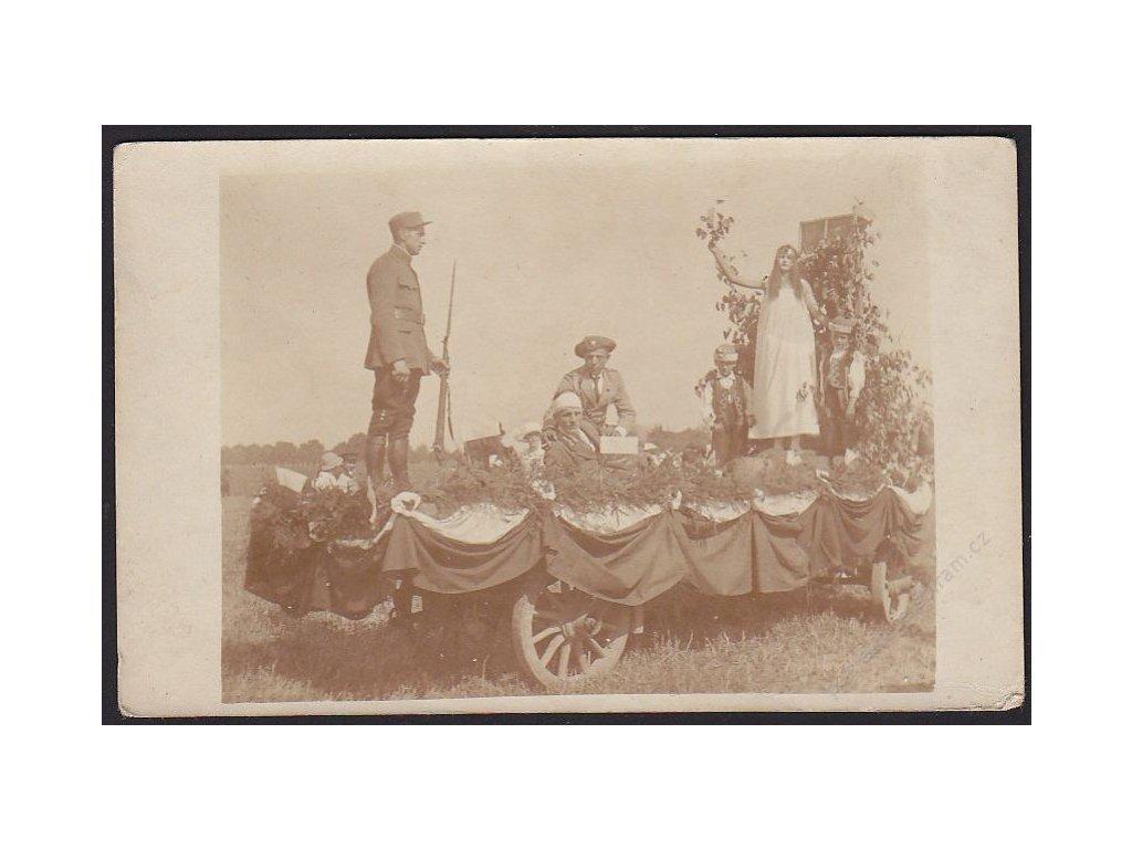 Legionáři, Slavnost, cca 1915