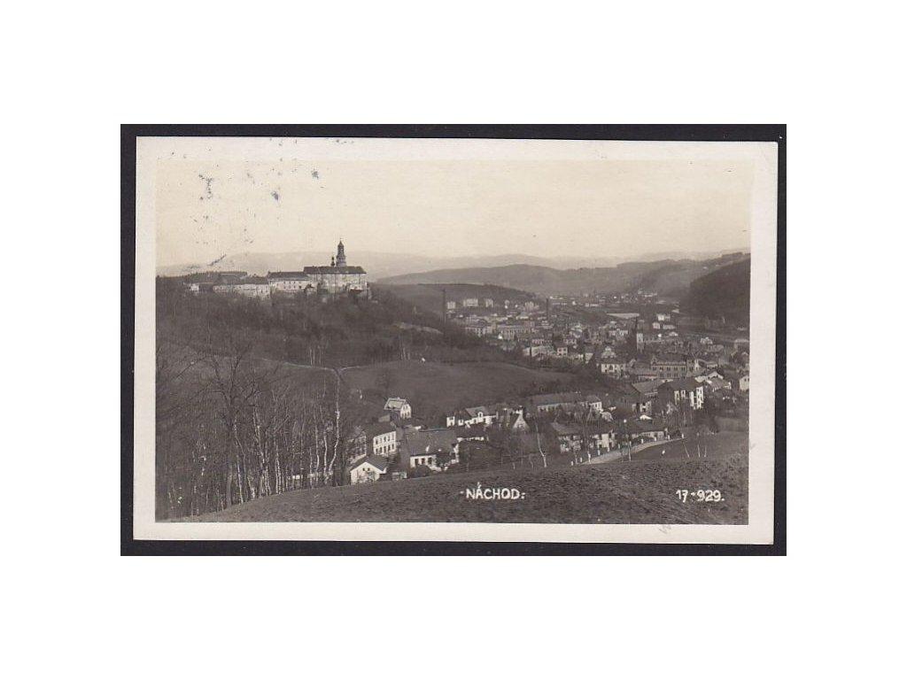 38 - Náchod, cca 1934
