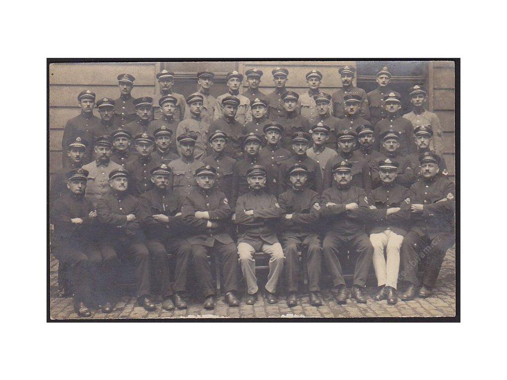 Námořníci, Skupinové foto, cca 1912