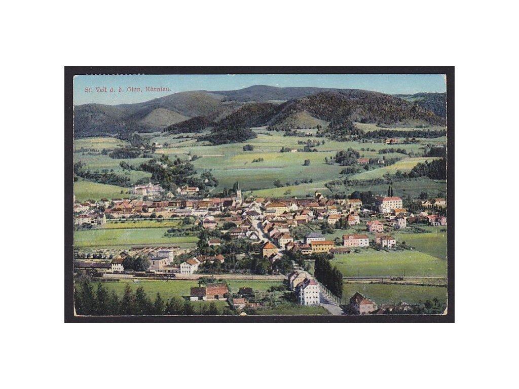 Austria, Carinthia, Sankt Veit an der Glan, cca 1915