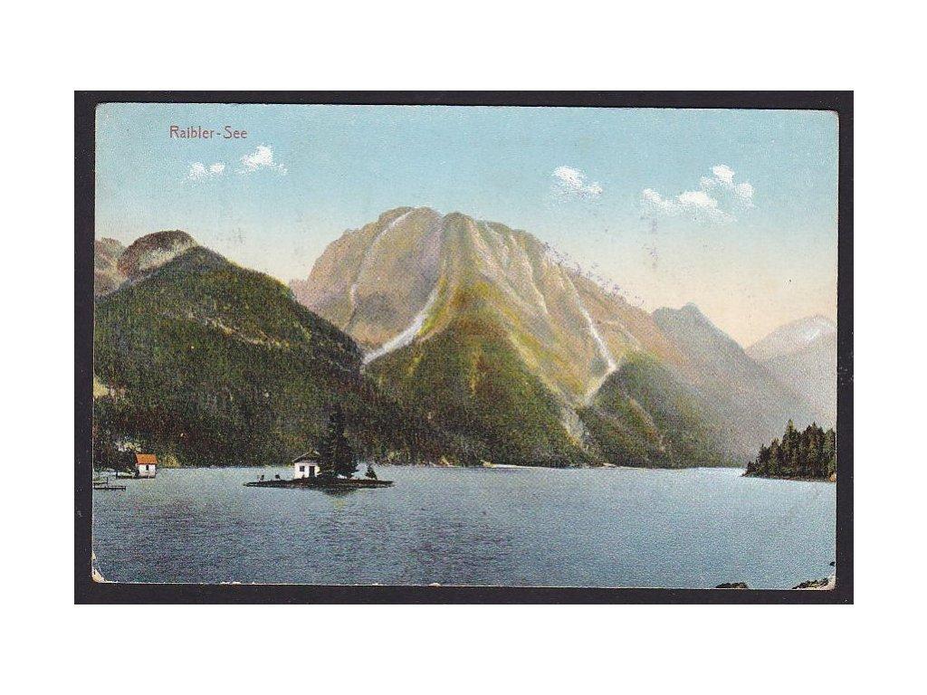 Italy, Friuli-Venezia Giulia, Province of Udine, Tarvisio, Cave del Predil, cca 1915