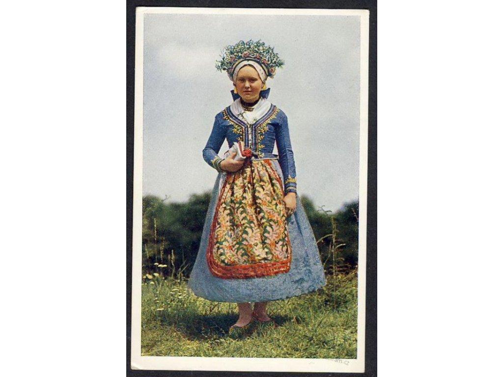 Nevěsta z Mladoboleslavska, ca 1930