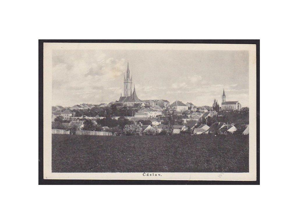 31-Kutnohorsko, Čáslav, cca 1930