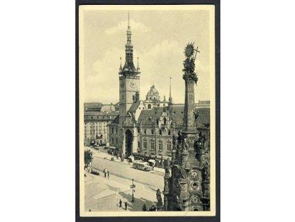 41 - Olomouc, náměstí, (Olmütz), cca 1940