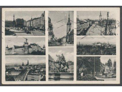 41-Olomouc, partie, cca 1940