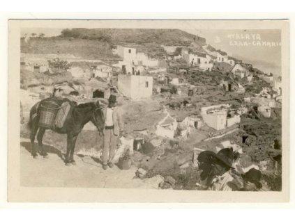 Španělsko, Gran Canaria, Atalaya, ca 1920