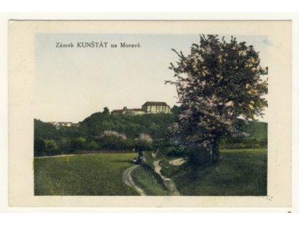 03- Blansko,Kunštát na Moravě, ca 1931
