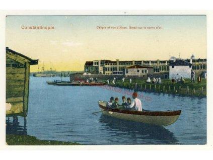 11904 turecko konstantinopol ca 1910