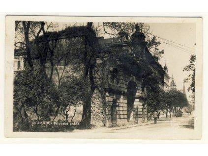 41- Olomouc, Terezská brána, cca 1930