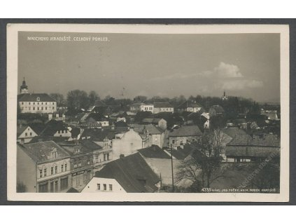 36 - Mladoboleslavsko, Mnichovo Hradiště, ca 1930