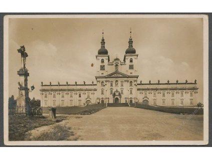 41 - Olomoucko, Svatý kopeček, ca 1937