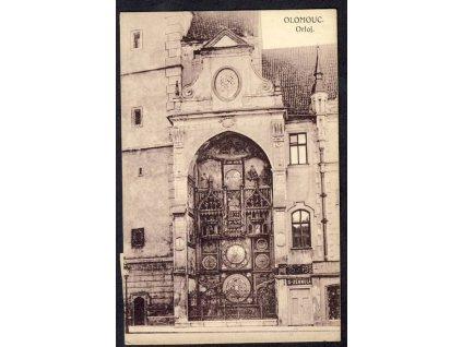 41 - Olomouc, (Olmütz), Orloj, cca 1920