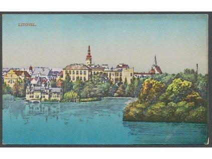 41 - Olomoucko, Litovel, ca 1918