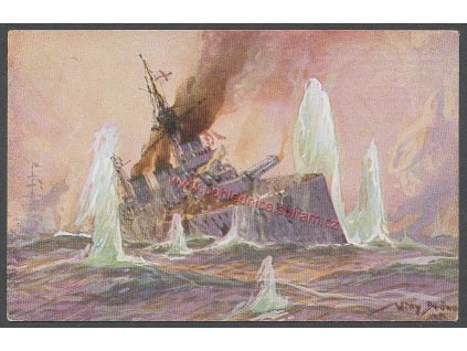 Vojenská propaganda, cca 1915