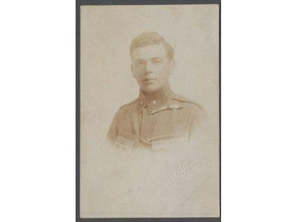 Helios: Muž v uniformě, ca 1915