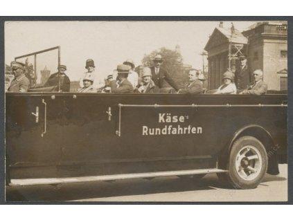Okružní jízdy (Käse&apos!s Rundfahrten), ca 1910