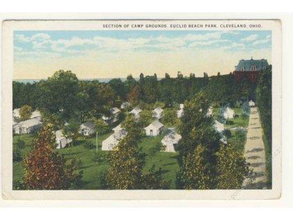USA, Ohio, Cleveland, Euclid beach park, ca 1925