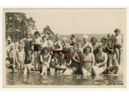 Památka na léto, cca 1935