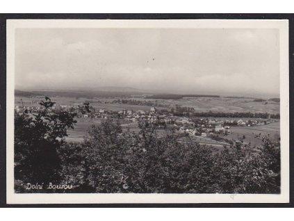 36 - Mladoboleslavsko, Dolní Bousov, cca 1943