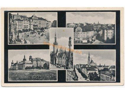 41 – Olomouc, záběry města, ca 1940