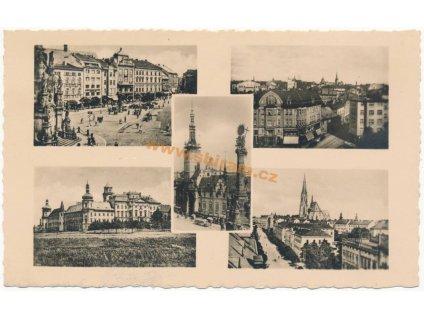 41 – Olomouc, záběry města, ca 1935