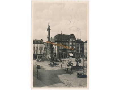41 – Olomouc, Masarykovo náměstí, ca 1932