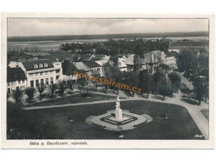 36 – Mladoboleslavsko, Bělá pod Bezdězem, ca 1935