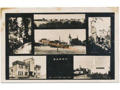36 – Mladoboleslavsko, Bakov, ca 1942