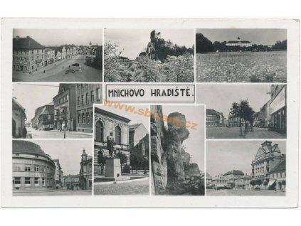 36 – Mladoboleslavsko, Mnichovo Hradiště, ca 1940