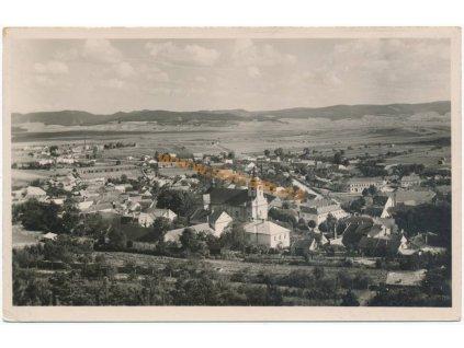 03 – Blansko, Velké Opatovice, ca 1939