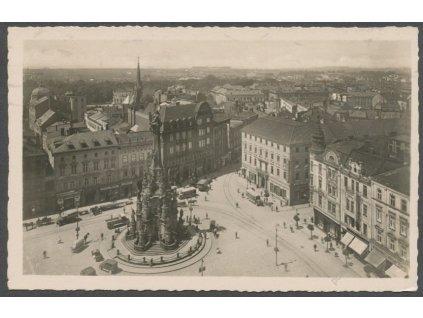 41 - Olomouc, (Olmütz), náměstí, cca 1940