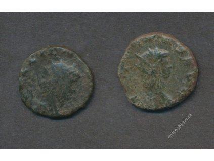 Valentinia Nus, mince 364-75, 2/2