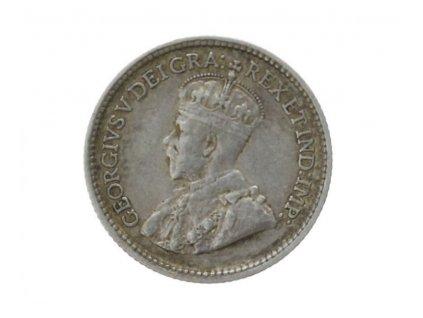 Kanada, mince 5 C, 1914, stav 1/1
