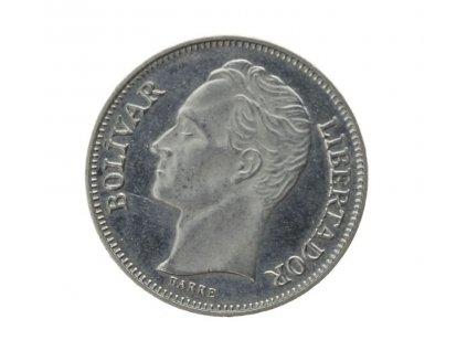 Bolivie, mince 1 B, 1990, stav 0/0
