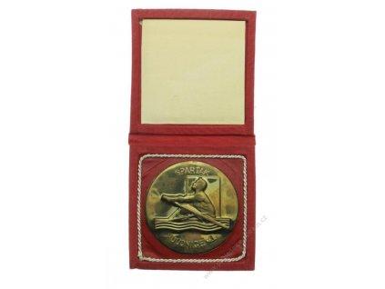 ČSSR, Veslování, Spartak Roudnice, AE medaile Čtyřka dorostenců, 1963