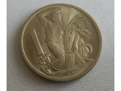 Mince 1Kč 1938,0/0