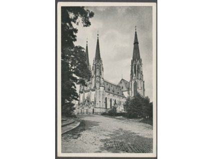 41 - Olomouc (Olmütz), Dóm (Dom), cca 1938