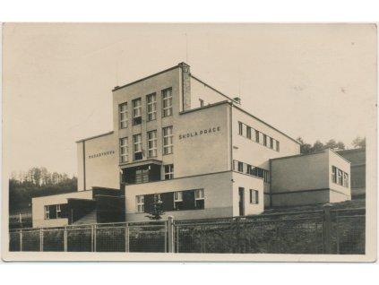 70 - Orlickoústecko, Kyšperk - Letohrad, Masarykova škola práce, 1934