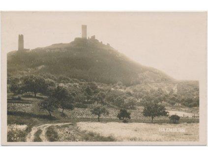 33 - Litoměřicko, partie pod zříceninou hradu Hazmburrk