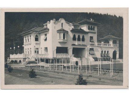57 - Rychnovsko, Skuhrov nad Bělou, vila továrníka Porkerta ml., 1932