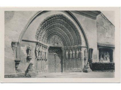 05 - Brno - venkov, Předkláštěří, klášter Porta Coeli, cca 1941