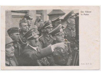 Propaganda, Adolf Hitler v Polsku